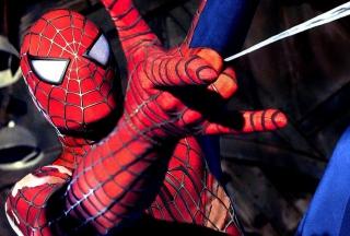 Spiderman - Obrázkek zdarma pro Motorola DROID