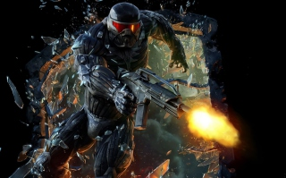 Crysis 2 Wallpaper for Android, iPhone and iPad
