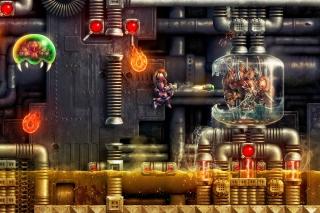 Digital Cyborg Art - Obrázkek zdarma pro Sony Xperia Z1