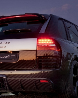Porsche Cayenne Turbo Mansory - Obrázkek zdarma pro Nokia 5800 XpressMusic