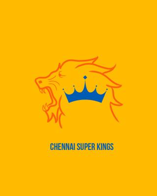 Chennai Super Kings IPL - Obrázkek zdarma pro Nokia X1-00