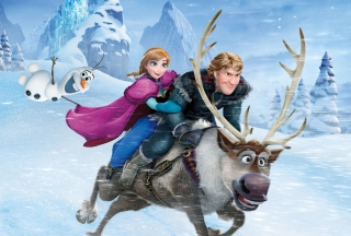 Frozen Picture for Android, iPhone and iPad