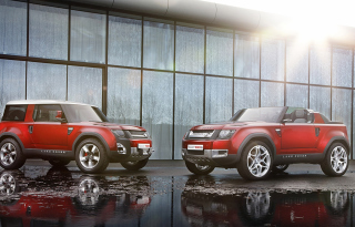 Land Rover Background for Android, iPhone and iPad