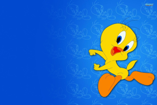 Tweety Looney Tunes - Obrázkek zdarma pro 960x854
