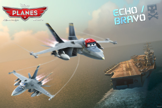 Free Disney Planes - Echo Picture for Android, iPhone and iPad