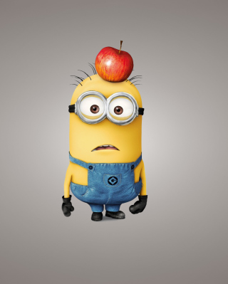 Despicable Me 2 - Mignon And Apple - Obrázkek zdarma pro iPhone 6