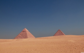 Pyramids Wallpaper for Android, iPhone and iPad