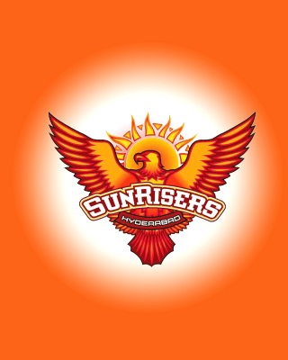 Sunrisers Hyderabad IPL - Obrázkek zdarma pro Nokia Lumia 822