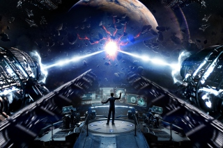 Free Enders Game 2013 Picture for Android, iPhone and iPad
