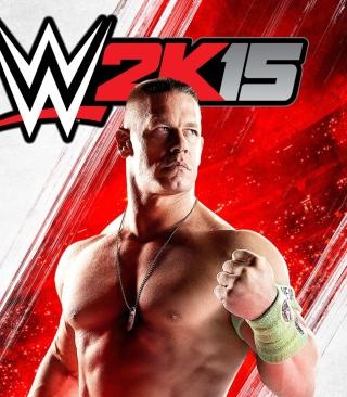 John Cena - Obrázkek zdarma pro Nokia Asha 300