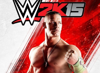 John Cena - Obrázkek zdarma pro Nokia Asha 205
