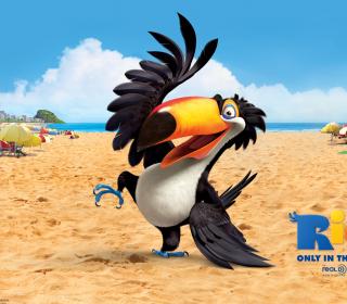 Rafael From Rio Movie - Obrázkek zdarma pro iPad