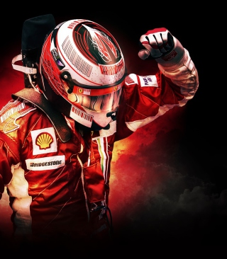 F1 Racer - Obrázkek zdarma pro Nokia Asha 300