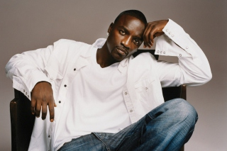 Akon Background for Android, iPhone and iPad