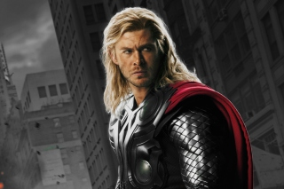 Thor - The Avengers 2012 Picture for Android, iPhone and iPad