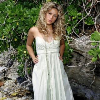 Shakira - Obrázkek zdarma pro iPad