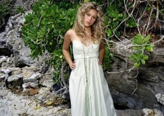 Shakira - Obrázkek zdarma pro Samsung Galaxy Ace 4