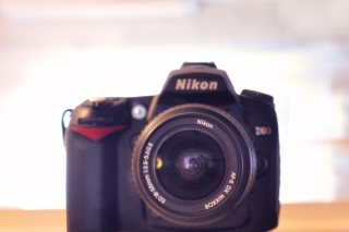 Nikon Camera Wallpaper for Android, iPhone and iPad