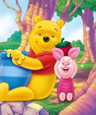 Winnie Pooh - Obrázkek zdarma pro Nokia Asha 310