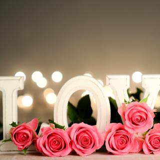 Love Letters - Obrázkek zdarma pro 1024x1024