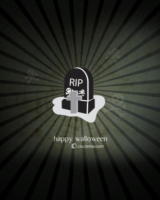 Halloween Tomb - Obrázkek zdarma pro Nokia Asha 305