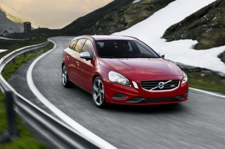 Volvo V60 Wallpaper for Android, iPhone and iPad