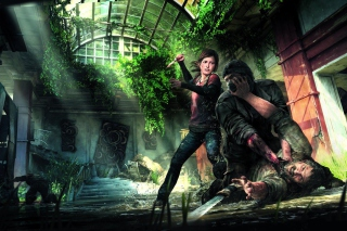 Free The Last Of Us Naughty Dog for Playstation 3 Picture for Android, iPhone and iPad