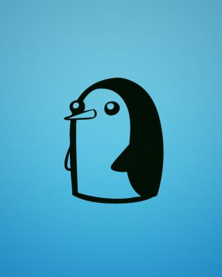 Adventure Time - Penguin - Obrázkek zdarma pro 480x854