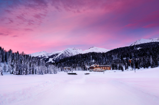 Free Madonna Di Campiglio Picture for Android, iPhone and iPad
