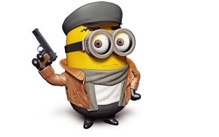 Minion Background for Android, iPhone and iPad