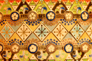 Antique Christmas Ornaments - Obrázkek zdarma pro Samsung Galaxy Tab S 10.5