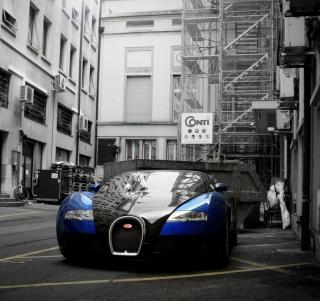 Bugatti Veyron Grand Sport - Obrázkek zdarma pro iPad mini 2