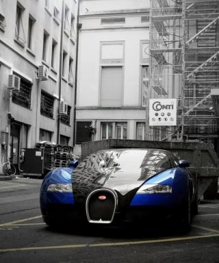 Bugatti Veyron Grand Sport - Obrázkek zdarma pro Nokia Asha 308