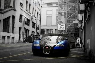 Bugatti Veyron Grand Sport - Obrázkek zdarma pro 480x320