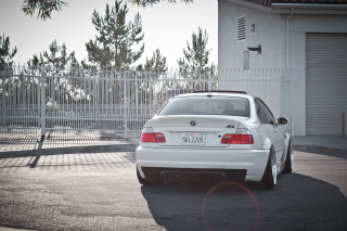 BMW E46 Picture for Android, iPhone and iPad