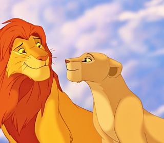Disney's Lion King - Obrázkek zdarma pro 2048x2048