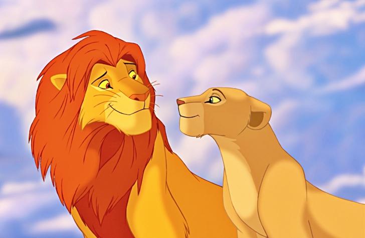 Disney's Lion King wallpaper