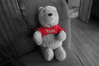 Dear Winnie The Pooh - Obrázkek zdarma pro LG Optimus L9 P760