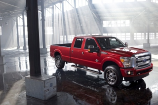 Ford F250 Super Duty Picture for Android, iPhone and iPad