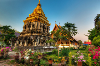 Thailand Temple Wallpaper for Android, iPhone and iPad