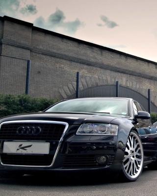 Audi A8 and Bentley, One Platform - Obrázkek zdarma pro 240x320