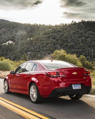 Chevrolet SS 2016 - Obrázkek zdarma pro 360x400