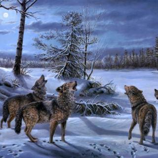 Mary Pettis, Moonlight Chorus - Obrázkek zdarma pro 208x208