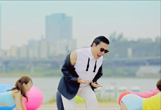 Gangnam Video Picture for Android, iPhone and iPad