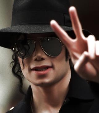 Michael Jackson - Obrázkek zdarma pro Nokia C2-02
