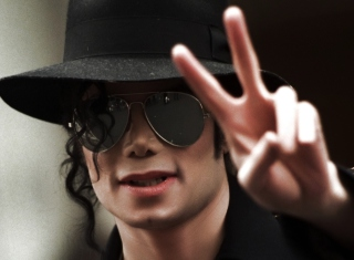 Michael Jackson - Obrázkek zdarma pro Samsung Galaxy Grand 2