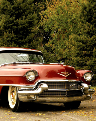 1956 Cadillac Maharani - Obrázkek zdarma pro Nokia C2-03