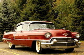 1956 Cadillac Maharani - Obrázkek zdarma pro Android 800x1280