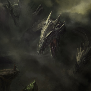 Monster Hydra - Obrázkek zdarma pro 2048x2048