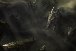 Monster Hydra - Obrázkek zdarma pro HTC Wildfire